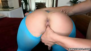 Two Very And Sexual Gals Share One Fat Rigid Penis