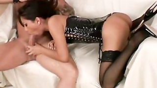 Beautiful Asian Slut Fucked And Sucked