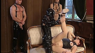Ass Fuck, Leather, Fisting, Orgy