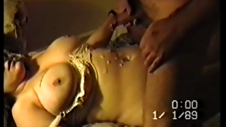 Cum Shot Over Exs Belly