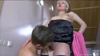 Cfmn Sex With Hot Mature Milf