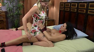 Reagan Gets That Youthful Attention @ Lesbian Seductions #59