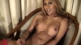 Amazing Homemade Shemale Video With Masturbation, Asian Scenes