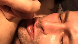 Lick Your Cum Off Of My Face - Factory Video