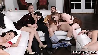 Mother Playfellow's Step Daughter Squirt New Year New Swap