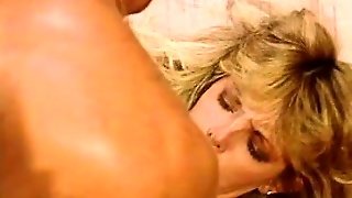 Angelical Beauties Moan As They Get Barebacked In A Vintage Porno