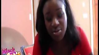 Amateur Black Girlfriend Fucked By Bf