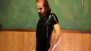 Rubber Latex Behind The Scenes Interview