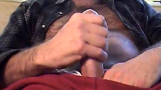 Hairy Bear Dad Explodes