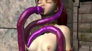 Sexy 3D Anime ### Fucked In The Forest