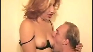 Mature Shemale Fucked After Hot Blowing