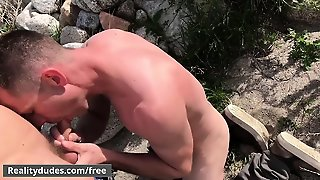 Reality Dudes - Dudes In Public 3 Hike - Trai