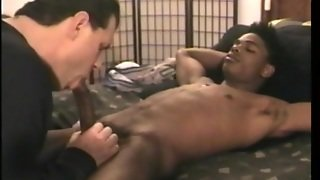 Bigcock Ebony Amateur Blown By Dilf