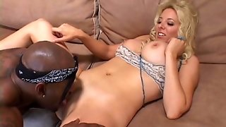 Strong Cock Pounds Wife's Pussy