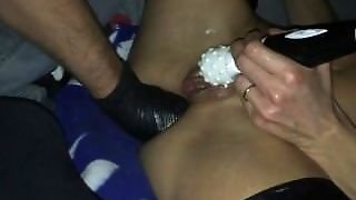 Very Hard Anal Fist And Squirt From Sexdatemilf.com