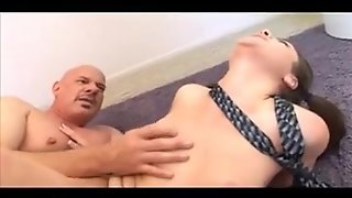 Dad And Stepdaughter Hard Fuck