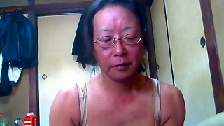 Mature Asian Cd Loves Anal Pleasure