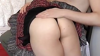 Spanked And Assfucked
