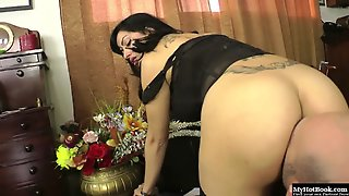 Asia Morante As One Of Those Butt Hole That Can Gape To A