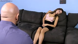 Non-Professional Vixen Reads Book And Gets Masturbated By Vibrator