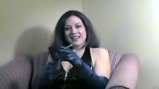 Smoking Fetish Granny Smoking In Latex Bdsm Bondage Slave Femdom Domination