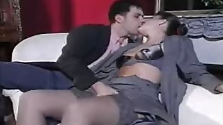 Sensual Sex Of An Attractive Couple
