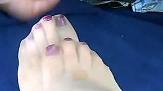 Foot, Foot Fetish, Cumming, Foot Fetish I, Nylonfoot, Toes Fetish, Foot Toes, Nylontoes, Toes Foot, Foot Fetish In Nylon