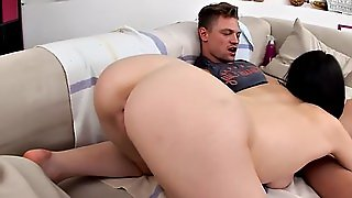 Hardcore Anal With Teen Babe