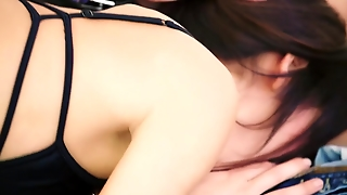 Daringsex Fishnetted Euro Babe Ffm Anal 3Some