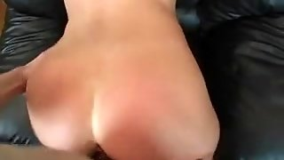 Blonde With Huge Cock In Ass