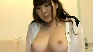 Beautiful Japanese Natural Tits Momoka