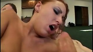 Melanie Jagger Gangbanged And Double Analed