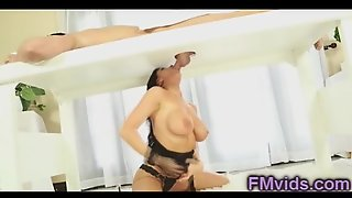 Couple, Massage Big, Big Brunette, Massage Brunette, Massage Masturbation, There Is Big Tits, Handjob And Big Tits, Bigtitsv