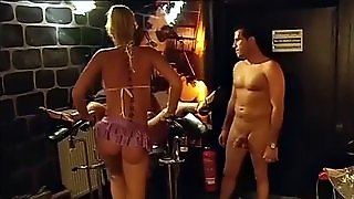 German Amateur Swinger Party