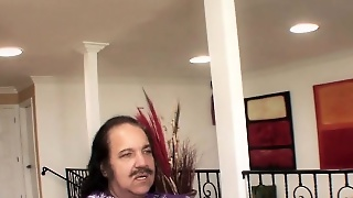 Ron Jeremy Strikes Again!