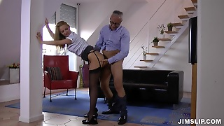 Stockings Hd, Pussy Hd, Babe Stockings, Stockings Pussy, Standing Behind, Blonde From Behind, Stocking S, Slip In Pussy, Pussyslip, Pussy Behind
