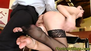 Feet, Footjob, Footworship, Hardcore, Masturbation, Cumshot, Foot, Fetish, Bigtits, Babe, Hd