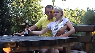 Teenage Homemade Porn With Blonde Stretched For Piston