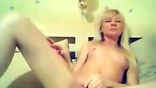 Blonde British Skype Girl