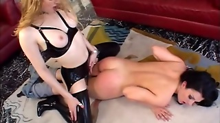 Shemale Fucks Girl - 1