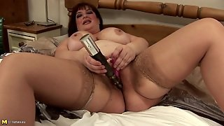 Mature Bbw Mother Needs A Good Fuck