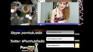 Pornhub Radio Feb 13, 2013 Part 2 - Kiki Daire
