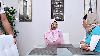 Cock-Sucking And Riding In Arab Style