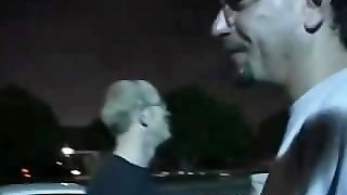Your Ex-Girlfriend Sucking Us In The Parking Lot