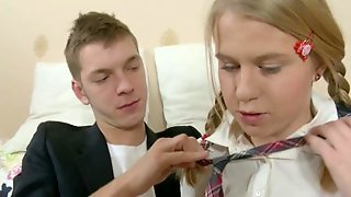 Step-Sister Seduce To Fuck By Step-Brother