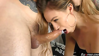 Lyra Louvel Blowjob Hd