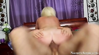 Alexis Ford And Erik Everhard In Hardcore