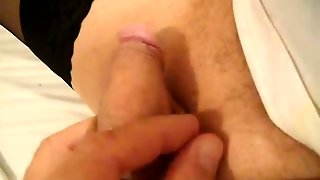 Handjob And Cum For A Small Dick