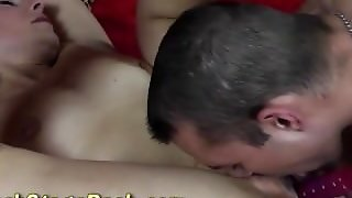 Czech Redhead Milf Gets Her Pussy Licked And Dildo Fucked