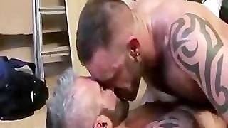 All Up In His Hunky Ass With Hard Cock